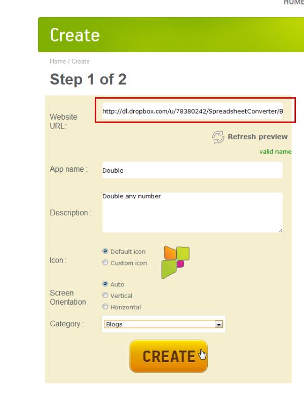 appsgeyser-create-app-step1