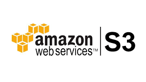Logotype for the Amazon S3 service